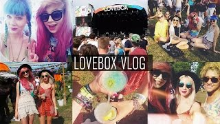 Lovebox Festival Vlog - Boohoo #ExperienceEverything | 18-19th July 2014 Thumbnail