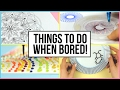 Oddly Satisfying Things To Do When You Are Bored At Home! | What To Do When Bored! | Part 2