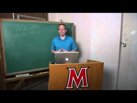 PHIL 2103 - 7c - Divine Command Theory and Natural Law
