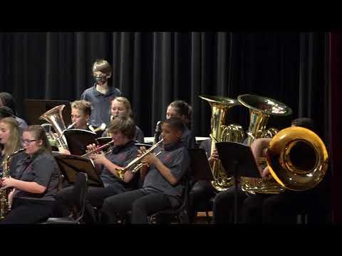 Brewton Middle School Christmas Concert 2020