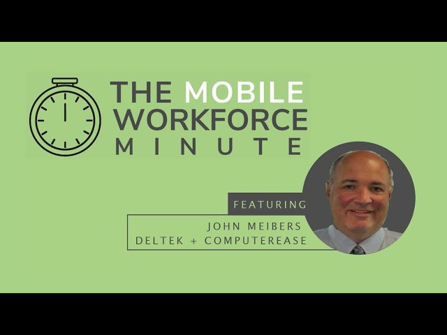 John Meibers, Are there any best practices for implementing a job cost accounting system?