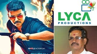 Theri distribution rights creates waves in Twitter | Hot Tamil Cinema News