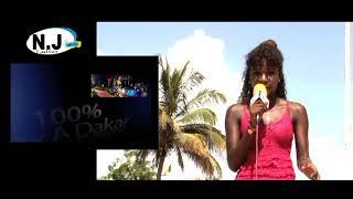 Ne Manquez pas le Grand Défilé de Mode 100% Wax à Dakar Place du Souvenir