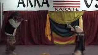 A snake charmer...a belly dancer...