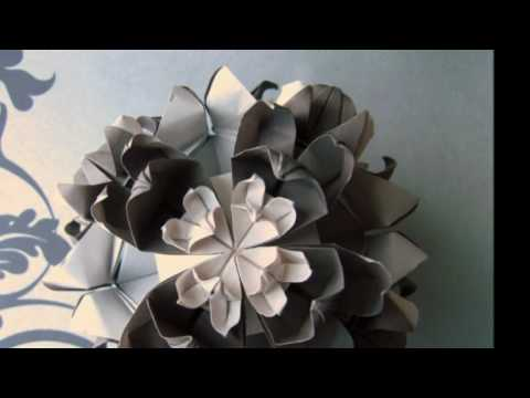 Beautiful origami flowers youtube beautiful origami flowers mightylinksfo