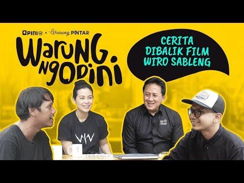 Cerita Dibalik Film Wiro Sableng | WARUNG NGOPINI - Eps.04