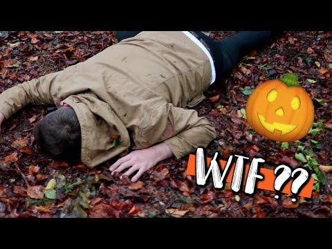I filmed a Halloween short film