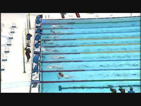 Beijing Olympics 100m breaststroke finals