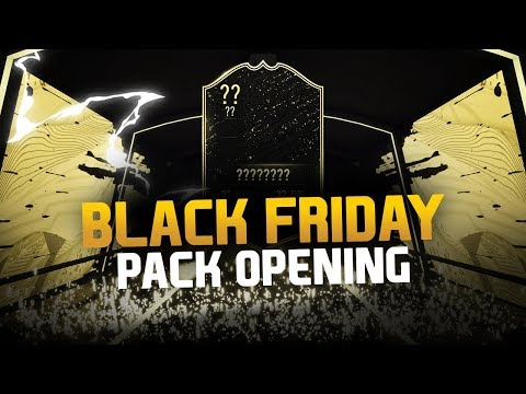 BLACK FRIDAY - BEST OF PACK OPENING !
