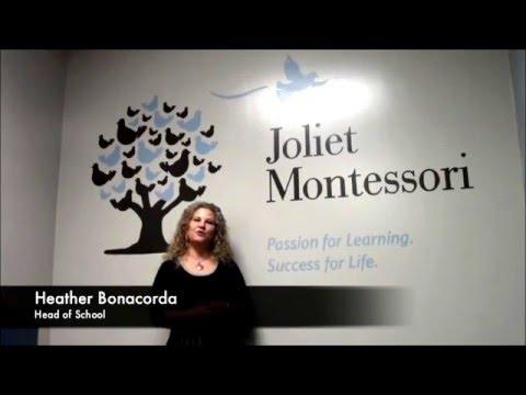 Welcome to Joliet Montessori School