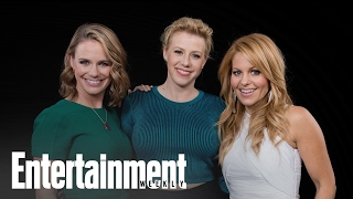 Fuller House Stars Tease Season 2 Love Triangles, Cameos & More   Entertainment Weekly