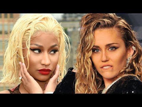 ¿Nicki Minaj Se Casará con Un Criminal? +Se Peleó con Miley Cyrus