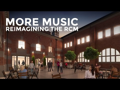 More Music: Reimagining the Royal College of Music Visualisation