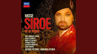 Hasse: Siroe, Re di Persia - Dresden Version, 1763 - Sinfonia Part 1 - Vivace e staccato