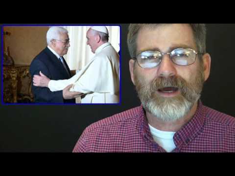 Pope Francis Broken Staff Prophetic Sign To Israel