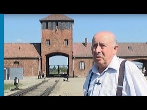 Yosef Neuhaus - Arrival and Daily Life in Auschwitz-Birkenau during the Holocaust