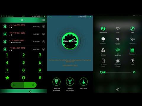 Oppo new theme black Shark oppo new theme 2019 - sp creation