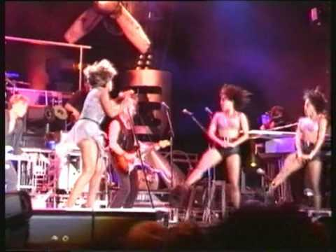 Tina Turner - Nutbush City Limits (Live)