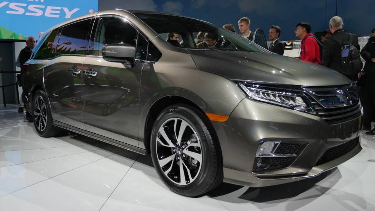 2018 Honda Odyssey Release Date Price And Specs