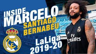 Marcelo cannot WAIT for our first match of the season at the Bernabéu!