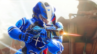 Halo 5 - Pro Pipe Sniping!