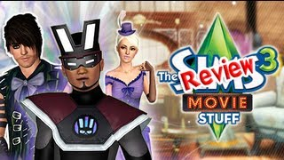 The Sims 3 Movie Stuff: Review