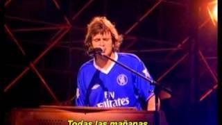 Canción de Cuna - Los Piojos (subtitulada)