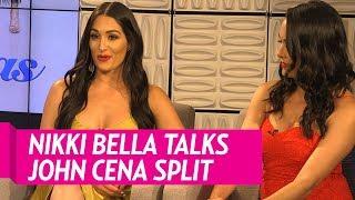 Nikki Bella Opens Up About her Split from John Cena