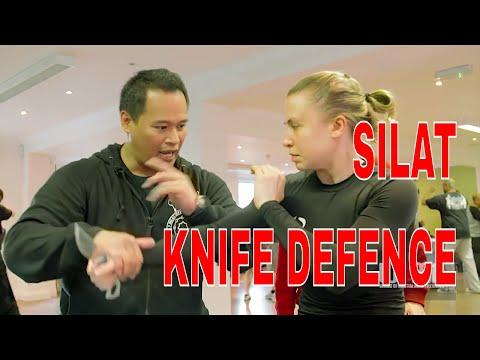 KNIFE DEFENCE SILAT