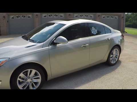 West TN 2014 Buick Regal Premium Champagne Metallic Silver For Sale Turbo See Www Sunsetmotors Com