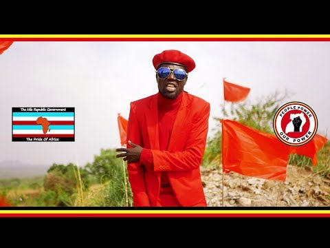 People Power By Lucky Bosmic Otim Official Music Video
