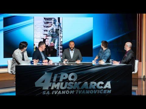 """""""4 I Po Muškarca Sa Ivanom Ivanovićem"""": Epizoda 3 (17.2.2020)"""