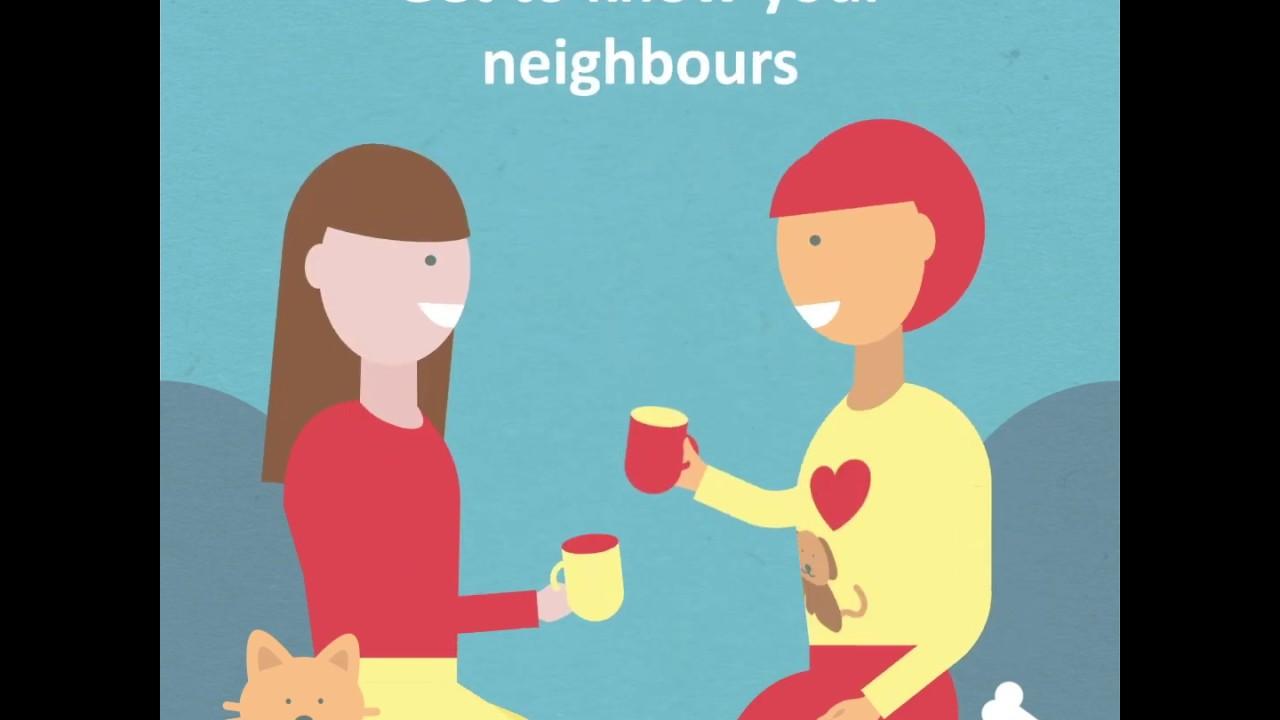 Neighbour 4 Ways