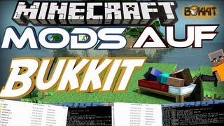 Minecraft: Mods Bukkit-Servern installieren mit MCPC Plus [Tutorial]