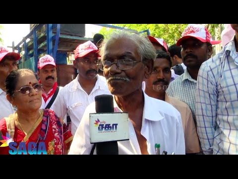 Mr Sagayam IAS Next TN CM - Melavalavu  Makkal Madurai