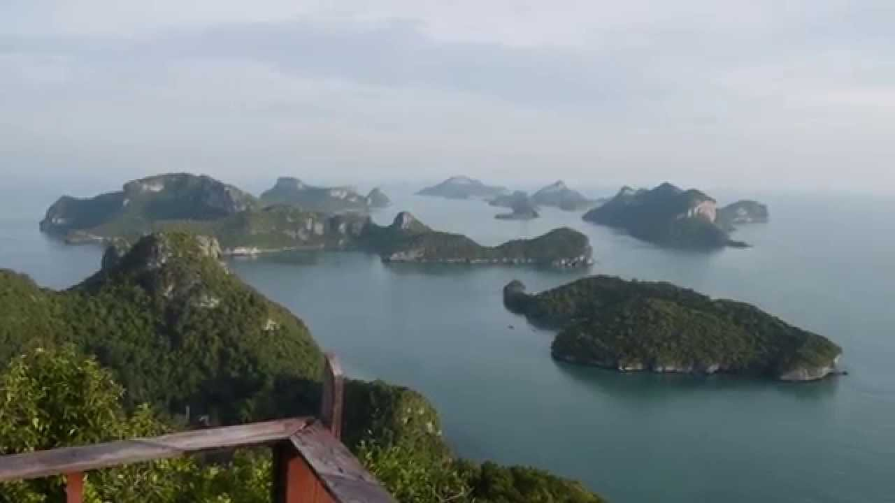 Assez Koh Wua Talap National Park (View from the top..) - YouTube OJ62