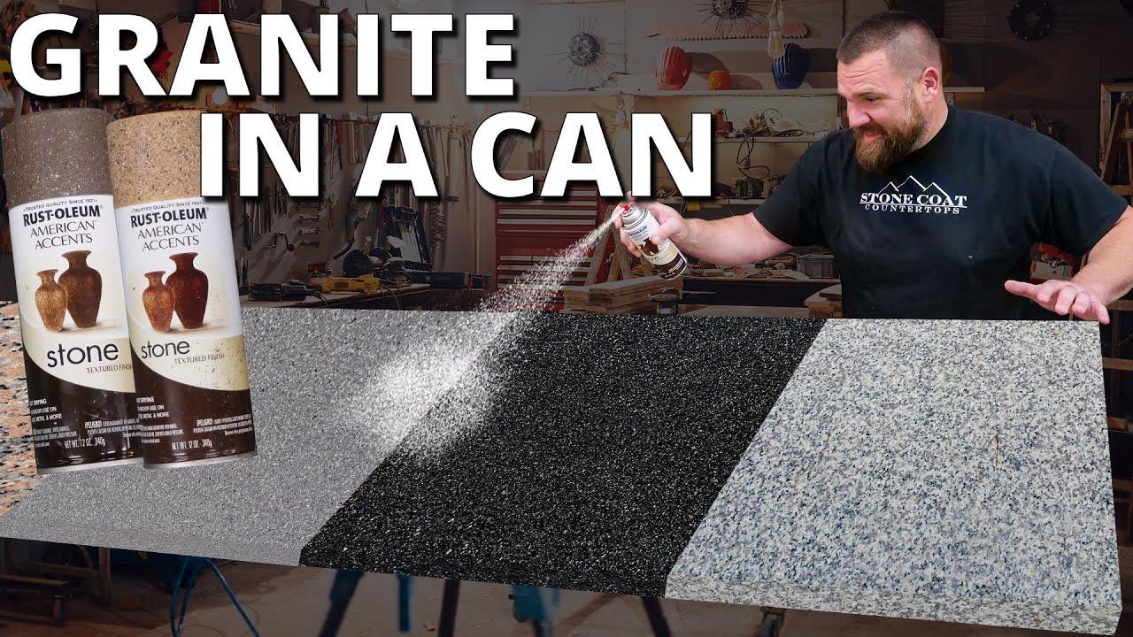 Download Spray on Granite Countertops | Stone Coat Epoxy