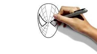 Wie Spiderman zeichnen | Как нарисовать человека паука | How to draw Spiderman(Πώς να επιστήσω Σπάιντερμαν | Как нарисовать спайдермена человека-паука | How to draw Spiderman | Comment dessiner Spiderman | jak..., 2014-11-27T05:29:20.000Z)