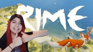 THIS GAME IS BEAUTIFUL! | RIME [Switch] | KittyRawr