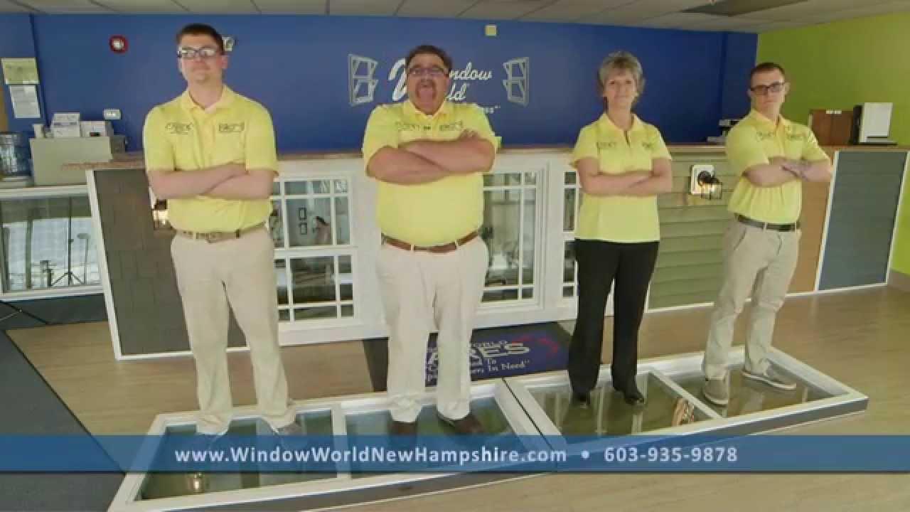 window world nh portsmouth avenue window world of nh family tv spot youtube