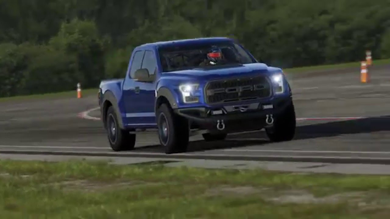 2017 Ford Raptor SVT maxed out  900 HP Top Gear Track  Forza 6