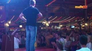 Jürgen Milski live im Bierkönig auf Mallorca