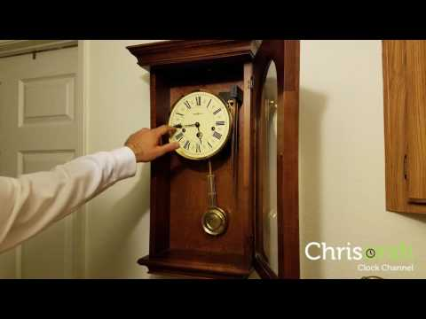 Howard Miller Wall Clock - Westminster Chimes