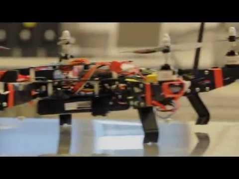 Metropolia Ammattikorkeakoulun UAV projekti 2013