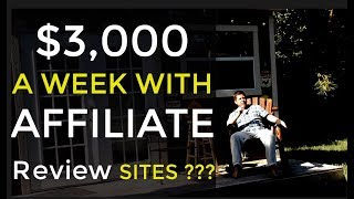 Can You Make Money Online With Affiliate Review Sites?