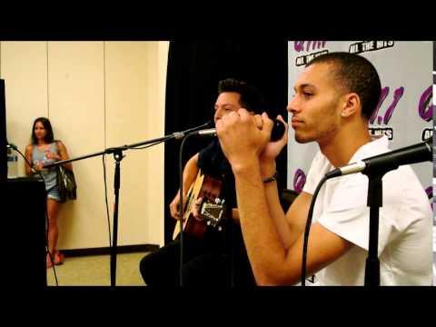 Kalin & Myles perform