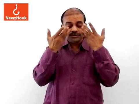 Delhi pollution leading to eye allergies – Sign Language News by NewzHook.com