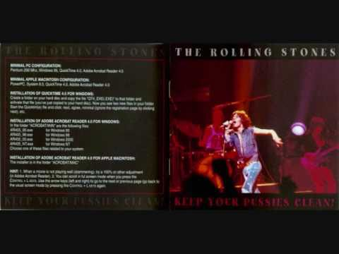 Rolling Stones - Live 1973 - Rotterdam