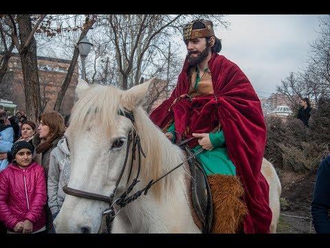 День Святого Саркиса в Армении / Сурб Саркис 2018 / Surb (Saint) Sarkis Day