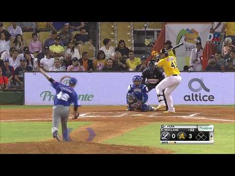 Toros vs Tigres / Final lidom 2020 . from YouTube · Duration:  3 minutes 47 seconds